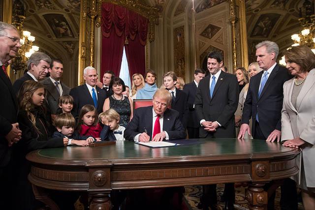 Amikor az Amerikai Egyesült Államok 45.elnöke hivatalba lép, figyelnünk kell.