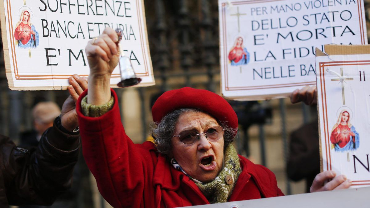 Egy hónapja már 19000 felett, de mégis olasz félelem a levegőben.