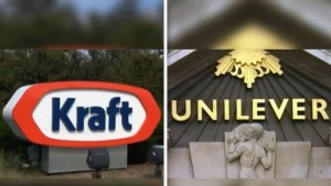 (FILE PHOTOS) Two days into its public courtship of Unilever, Kraft Heinz is walking away, scuttling what would have been one of the biggest brand mash-ups ever. The food conglomerate, which is backed by investor Warren Buffett, withdrew its $140 billion-plus takeover bid for European consumer products giant Unilever.