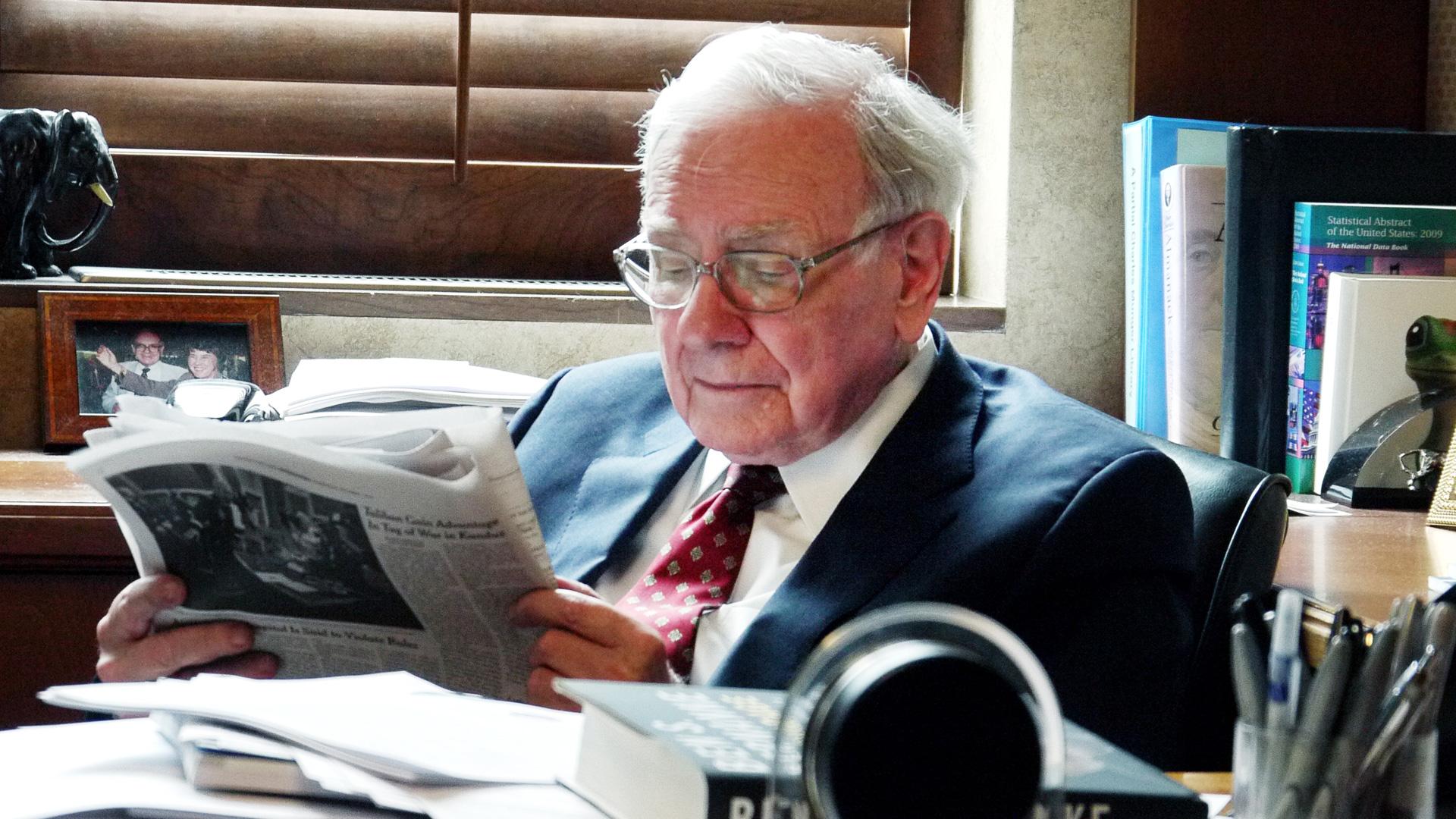 Warren Buffet befektetései I. rész – Apple