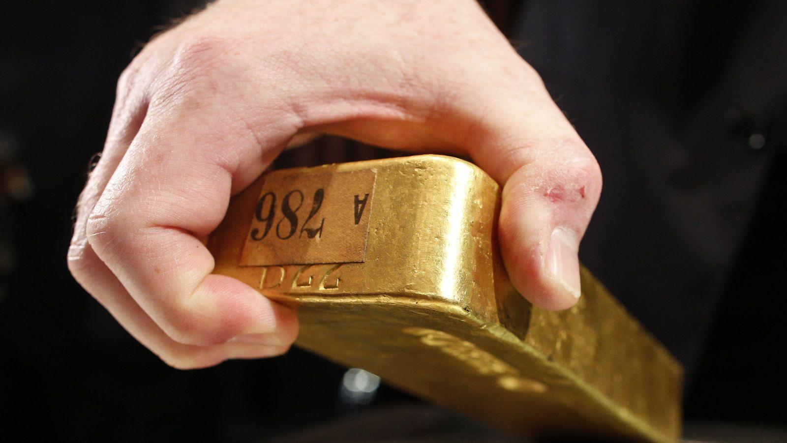 """Rövidtávon vajon tényleg az arany a """"mentsvár""""- a kiút most?"""