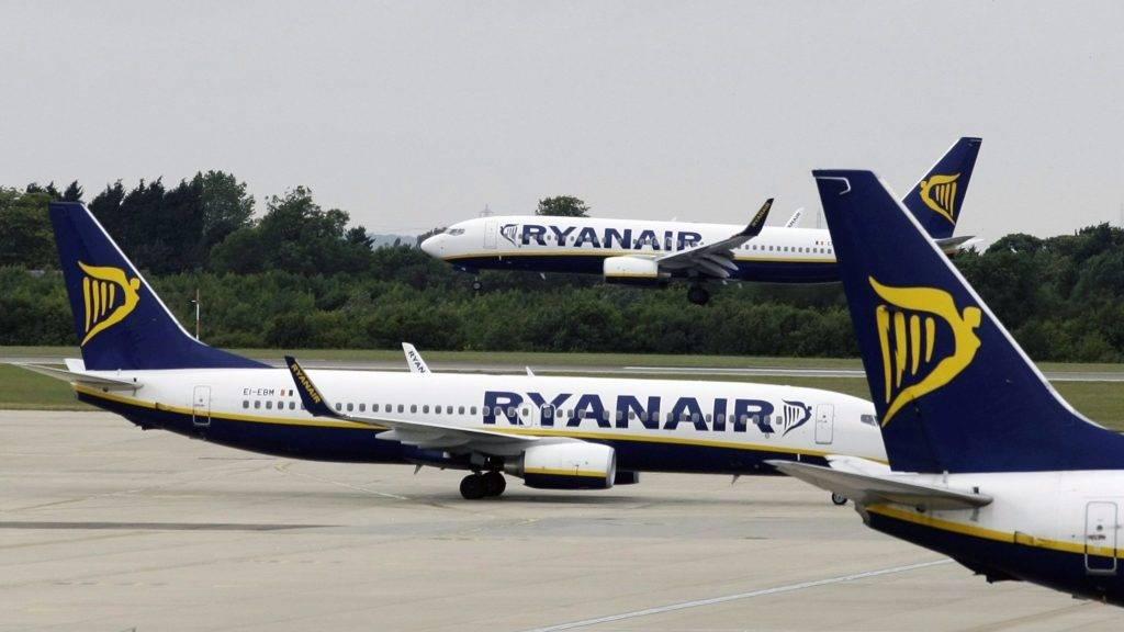 A járattörlések ellenére szeptemberben még nem csökkent a Ryanair utasforgalma