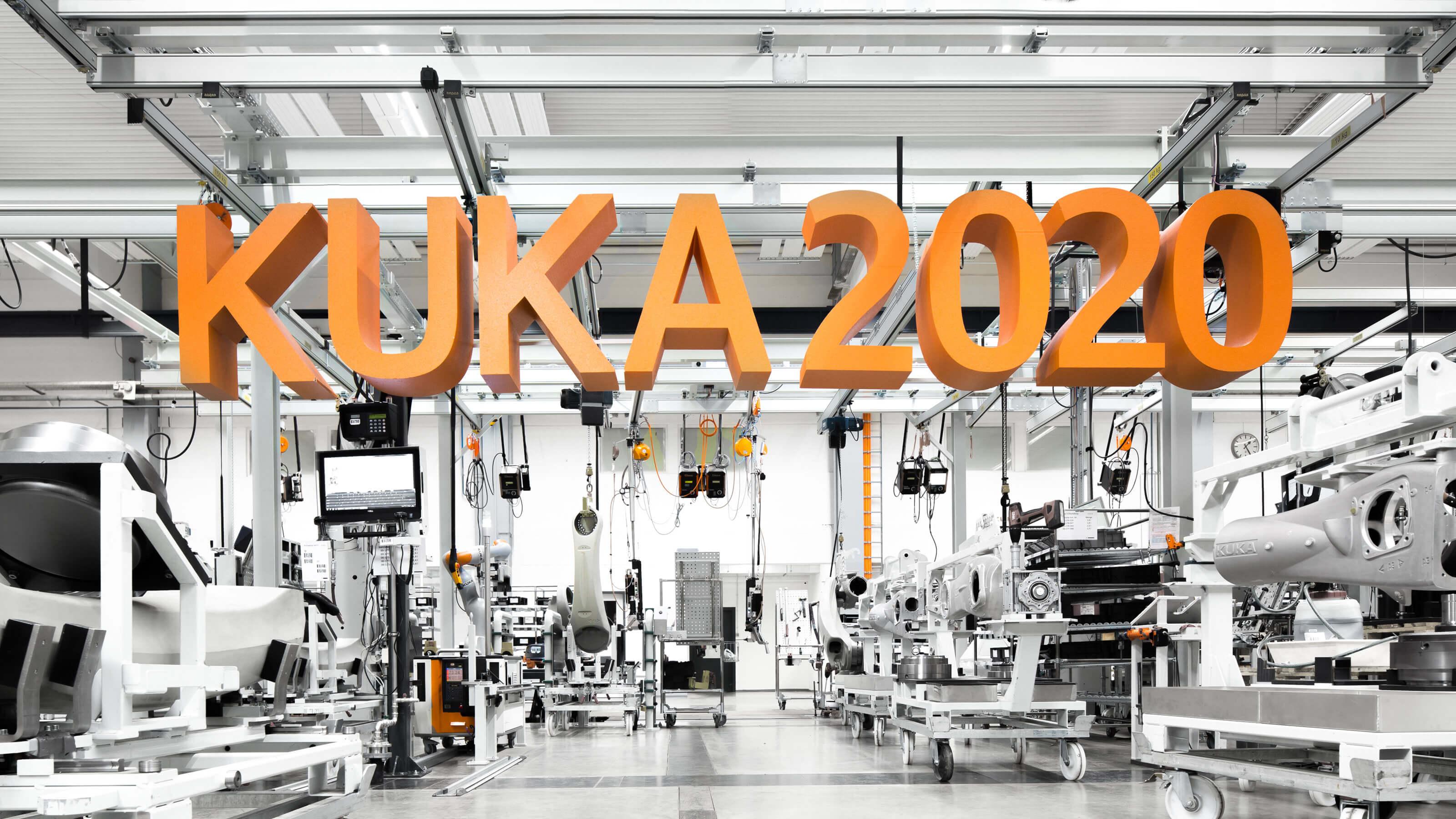 A KUKA 2018-ban megduplázza a kapacitását Kínában
