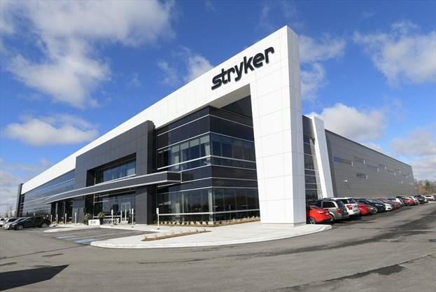 A Stryker gépe csúcsokat mozgatott meg