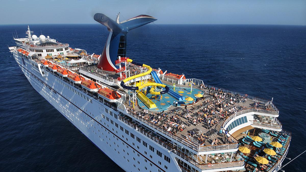 Nem hiányozhat a  Carnival Cruise luxushajó társaság a portfoliómból