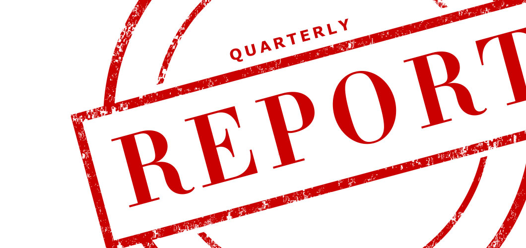 Negyedéves jelentés: Készüljön fel és profitáljon!